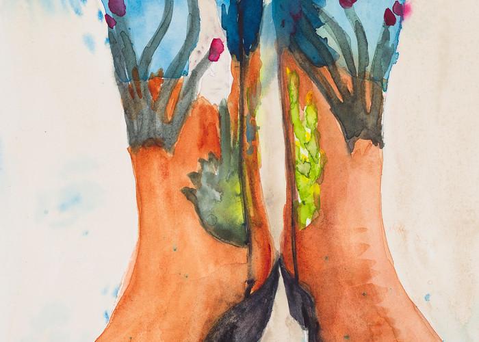 Morgans Boots Art | Debra Bruner Studio