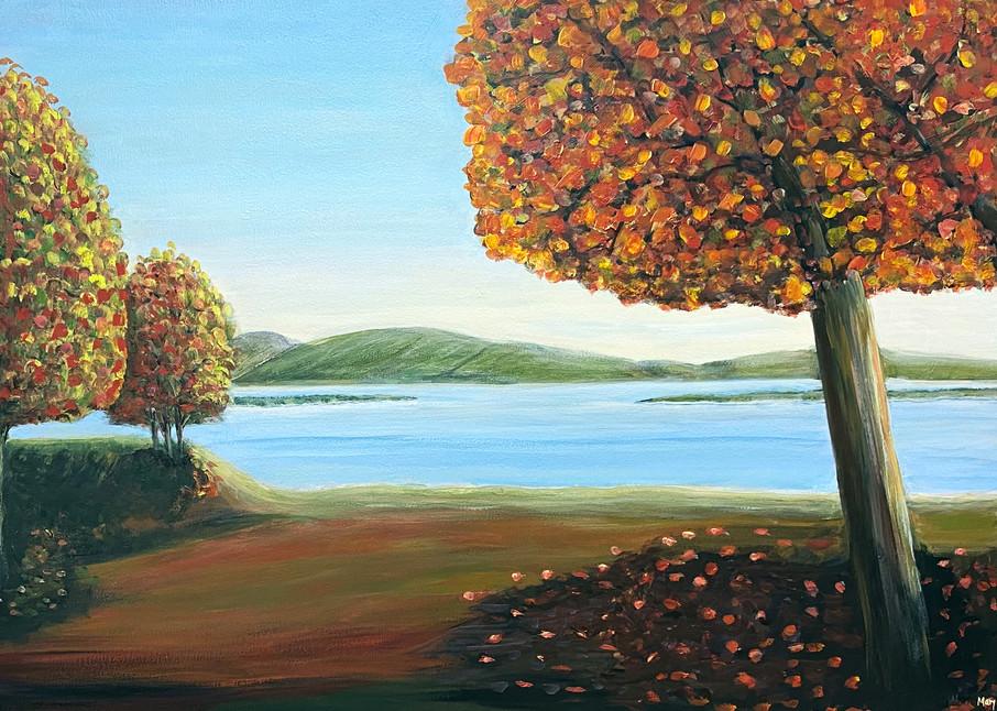 MPhillip-Lakeside-Trees-Print