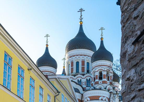 Alexander Nevsky Cathedral Art | Jesse McLaughlin Photography