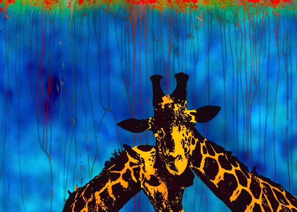 Love From Above   Animal Art   JD Shultz Art
