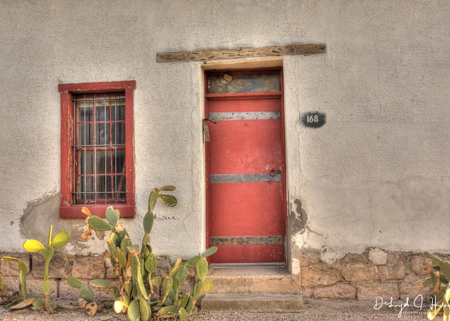"""Red Door...Red Window..."", PhotoDiscoveries"