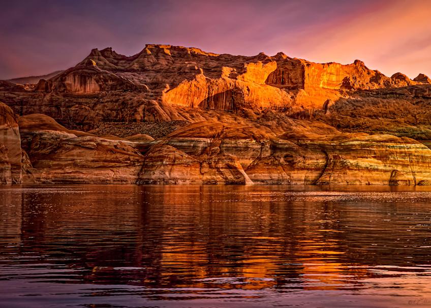 Lake Powell Escalante Canyon  d'Ellis Photographic Art photographs, Elsa