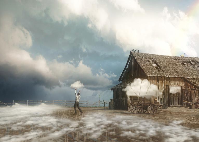Cloud Farm | Cynthia Decker