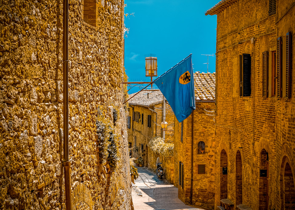 San Gimignano Afternoon Photography Art | FocusPro Services, Inc.