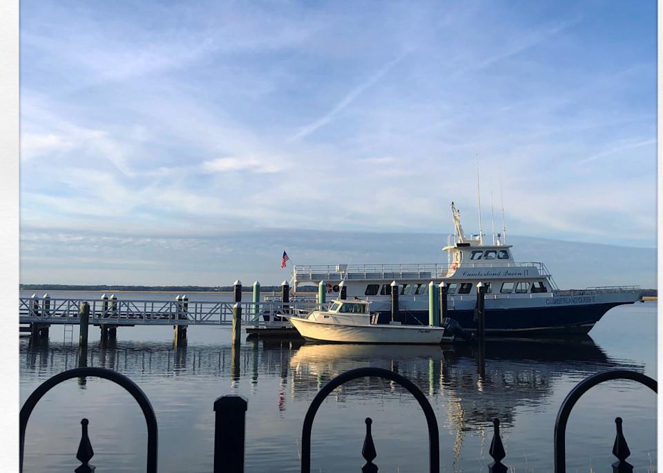 Cumberland Island Ferry Instagram