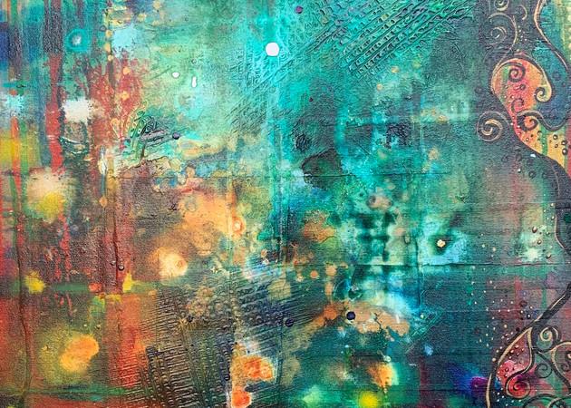 Illuminated Art | Cindy Bettinger