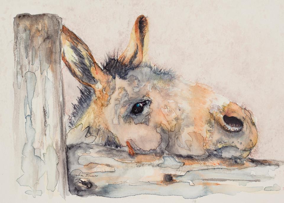 Cute Little Ass Art | Debra Bruner Studio