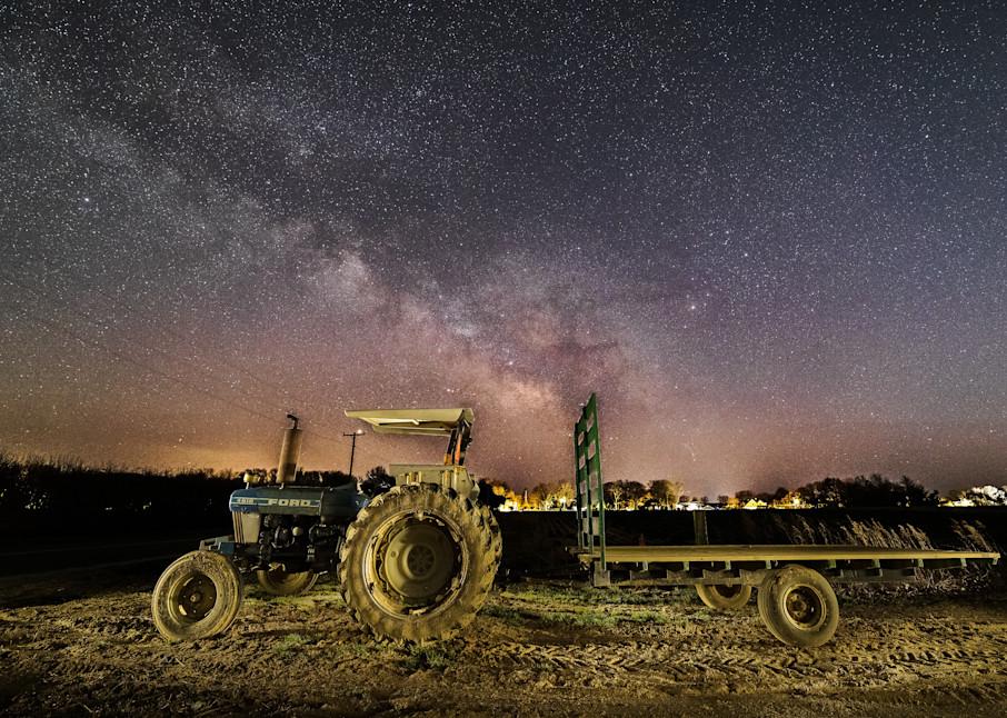 Milky Way photography by David Arteaga of Teaga Photo