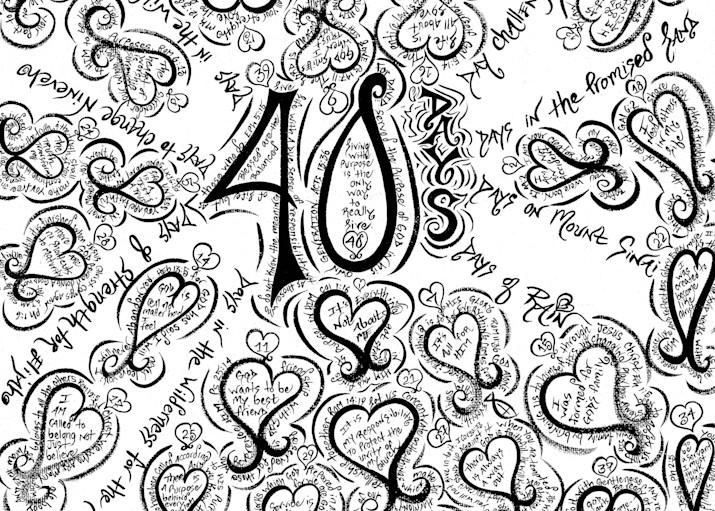40 Days Art | COLORME Art Spa