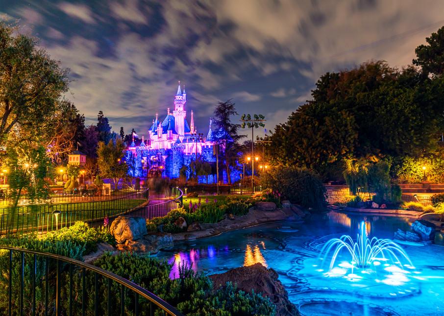 Beautiful Disneyland Castle - Disneyland Castle Pictures
