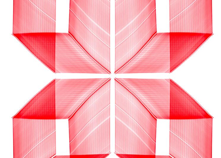 San Jose Neon Light Painting In A Pattern Photography Art | David Louis Klein