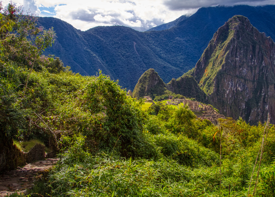 Trail To Machu Picchu Photography Art | FocusPro Services, Inc.
