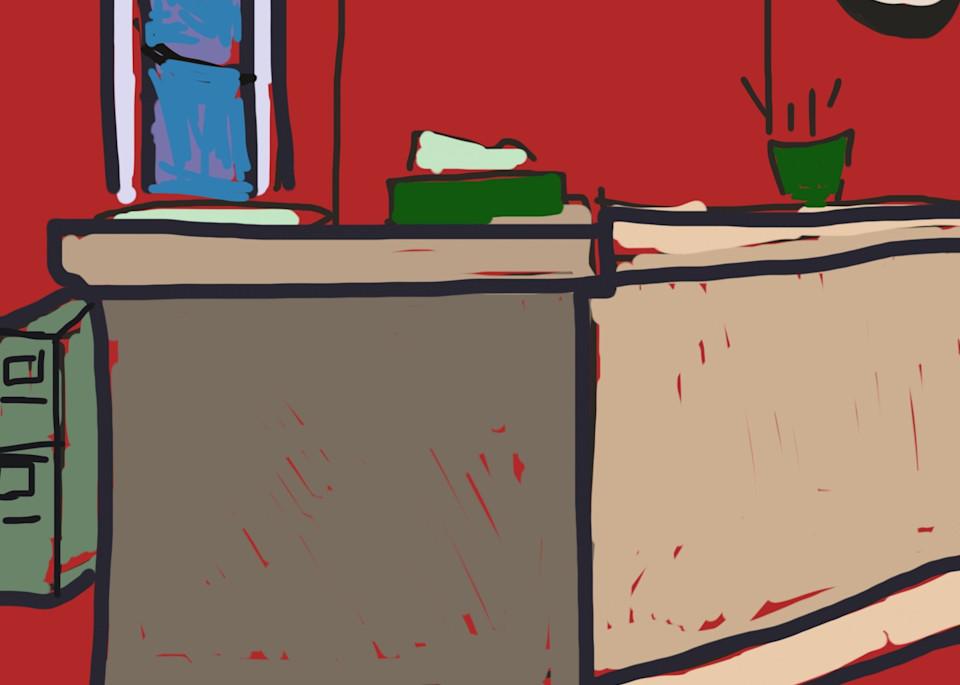 At The Office Art | stephengerstman