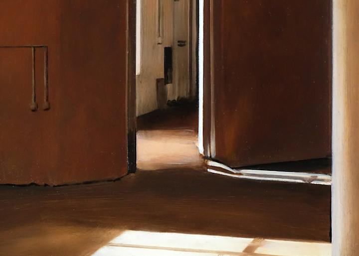 Sunlight in an Empty Space