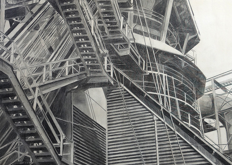 Crazy, Scary Staircase