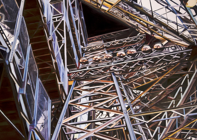Prenez Les Escaliers  Sur La Gauche, S'il Vous Plait