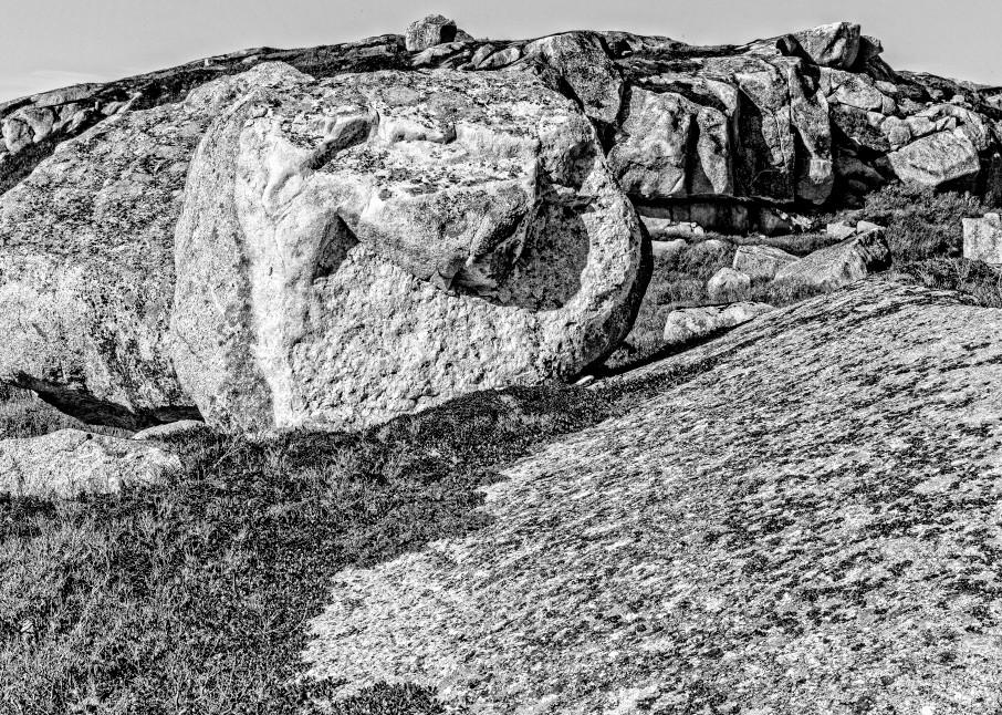 Rock Face Photography Art | Robert Leaper Photography