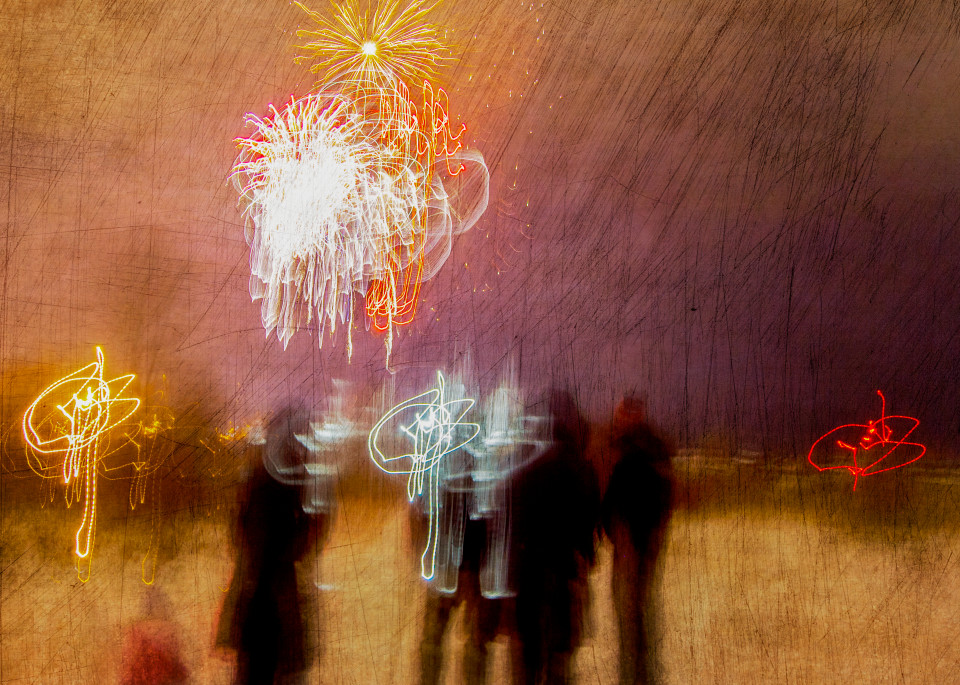 The Fireworks Display Photography Art | Robert Leaper Photography