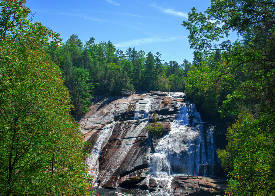 High Falls at Dupont State Park