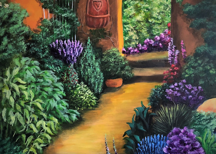 Hidden Garden Art | House of Fey Art