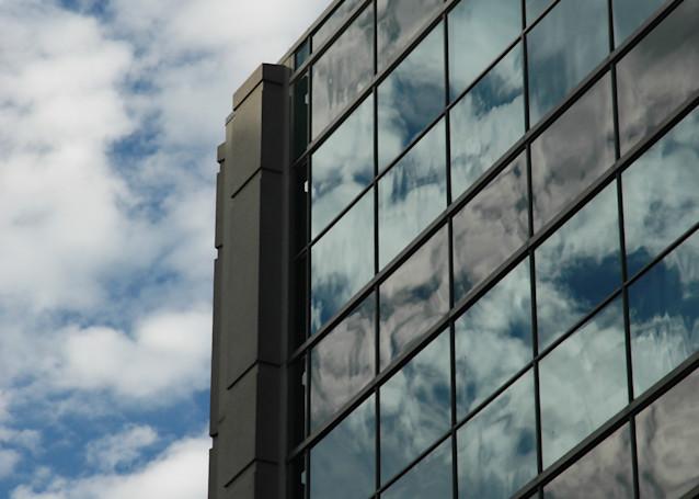San Francisco Cloudy Sky 4 Photography Art | David Louis Klein