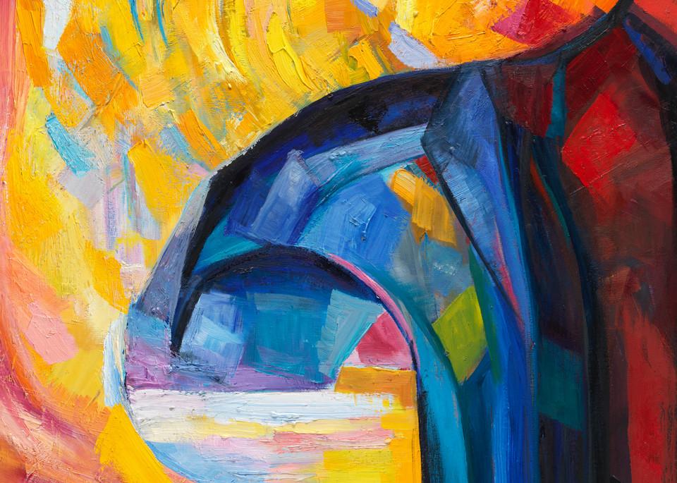 Sonnet 7. Golden Pilgrimage Art | Sonnets in colour
