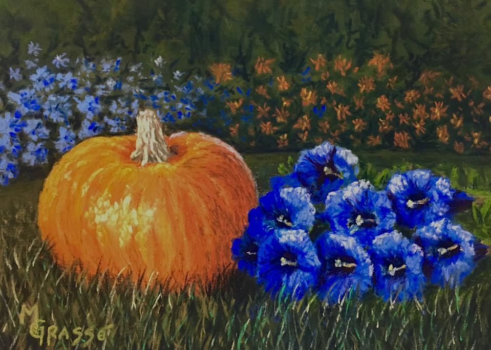 Harvest Time Art | Mark Grasso Fine Art