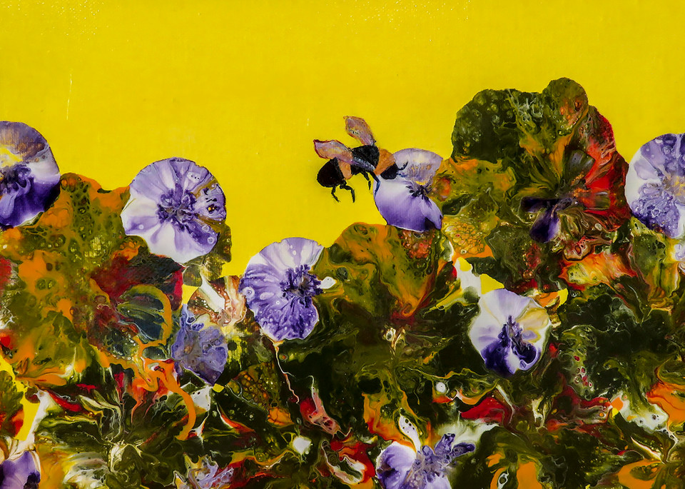 Bee 1 Photography Art | Terry Rosiak Images