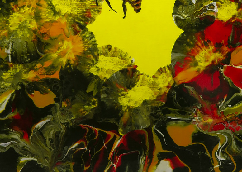 Bee Two Photography Art   Terry Rosiak Images