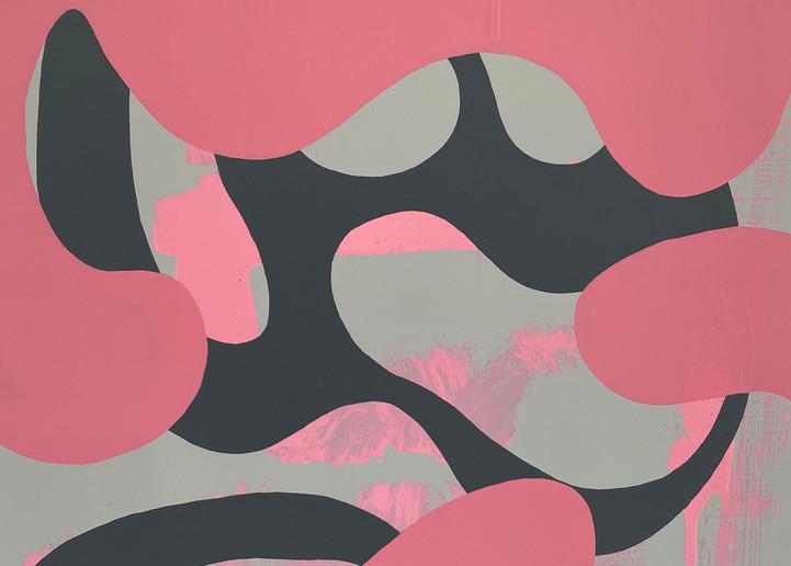 Art Print | Amoeba Fractal 15 Art | Matt Pierson Artworks