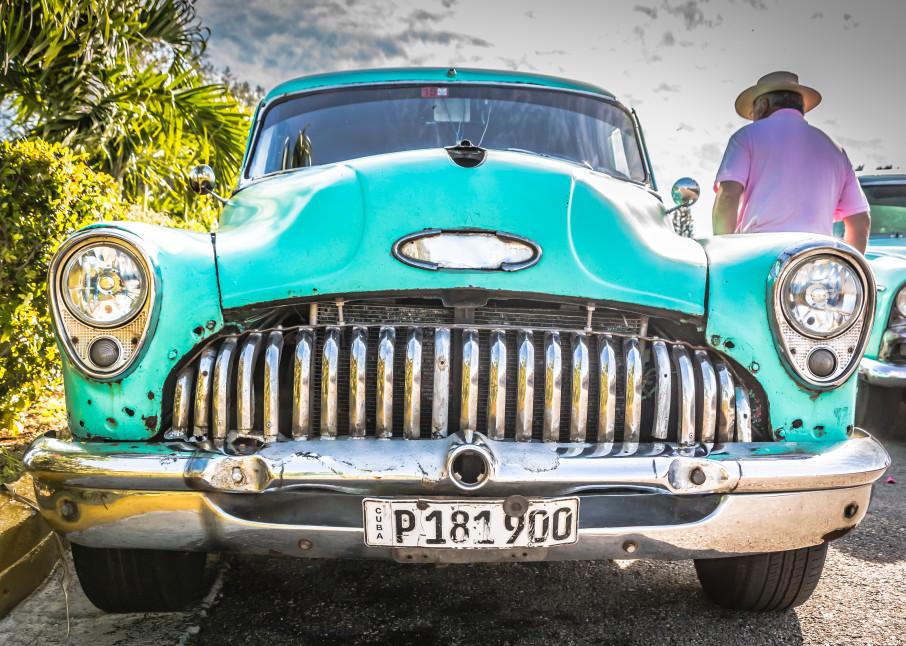 Cuban Car Photography Art   Robert Leaper Photography