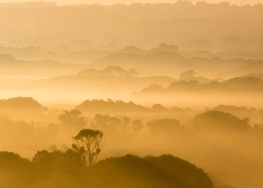 Sunrise On Mornington Penninsula Photography Art | Robert Leaper Photography