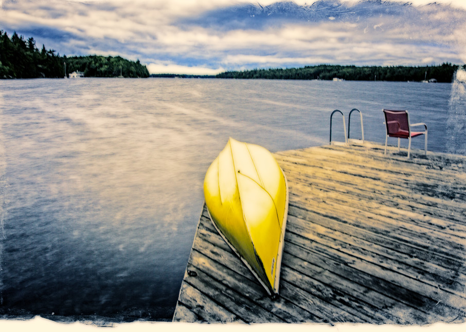 The Dock Photography Art | Robert Leaper Photography