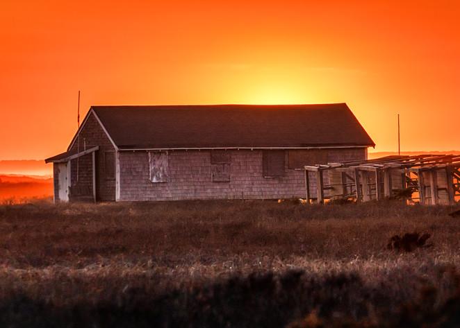 South Beach Winter Sunset Art | Michael Blanchard Inspirational Photography - Crossroads Gallery