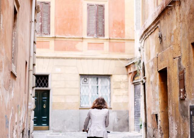 Roma Bicicletta Photography Art | Belathée Fine Arts by Belathée Photography