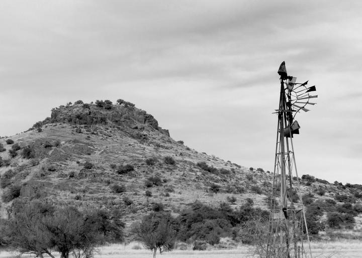 Twisted Windmill Photography Art | Galeria Mañana