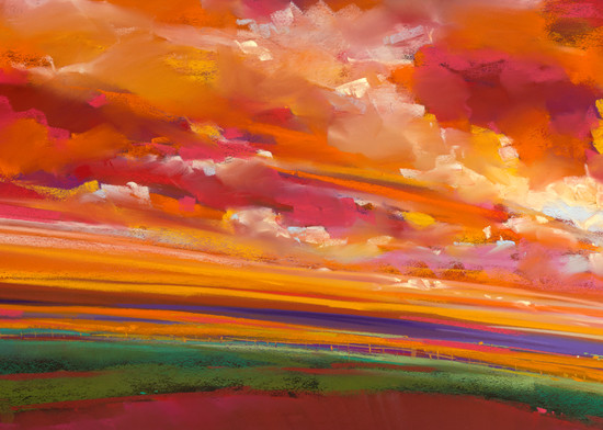 Southwest Sky  Art | Michael Mckee Gallery Inc.