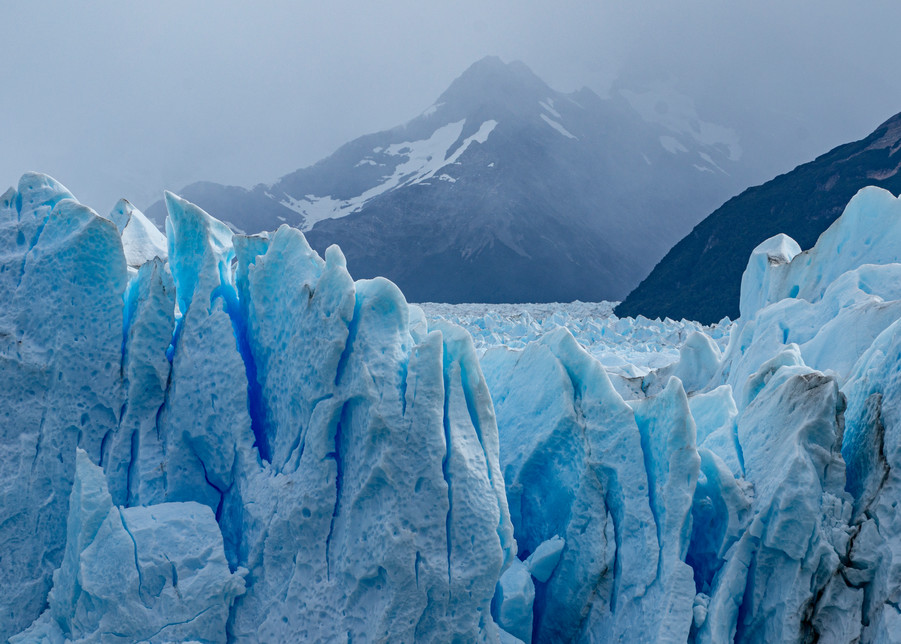 Perito Moreno Glacier Photography Art   Kit Noble Photography
