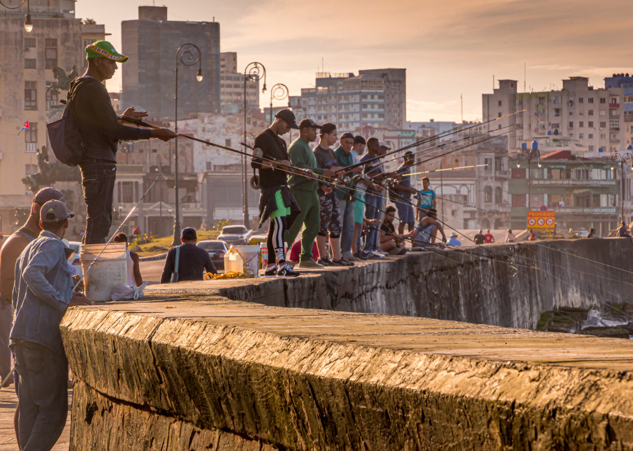 The Fishermen Photography Art | Robert Leaper Photography