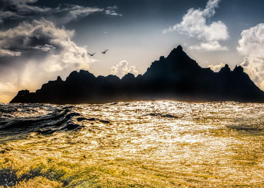 Skellig Michael Photography Art   Robert Leaper Photography