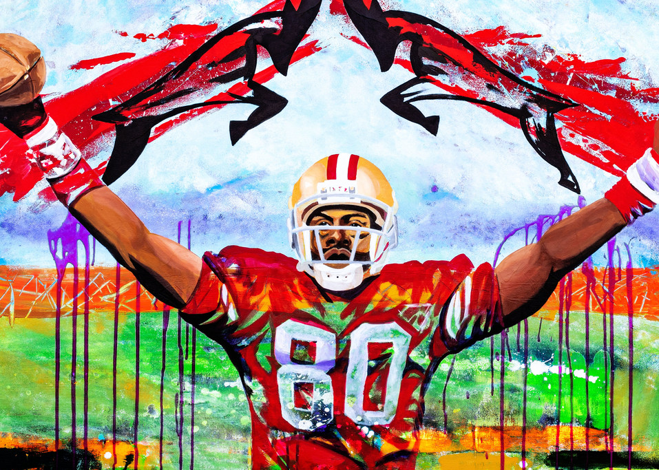 The GOAT, Jerry Rice