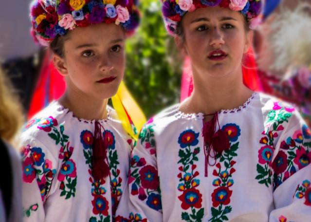 Ukranian Girls Photography Art | Dan Katz, Inc.