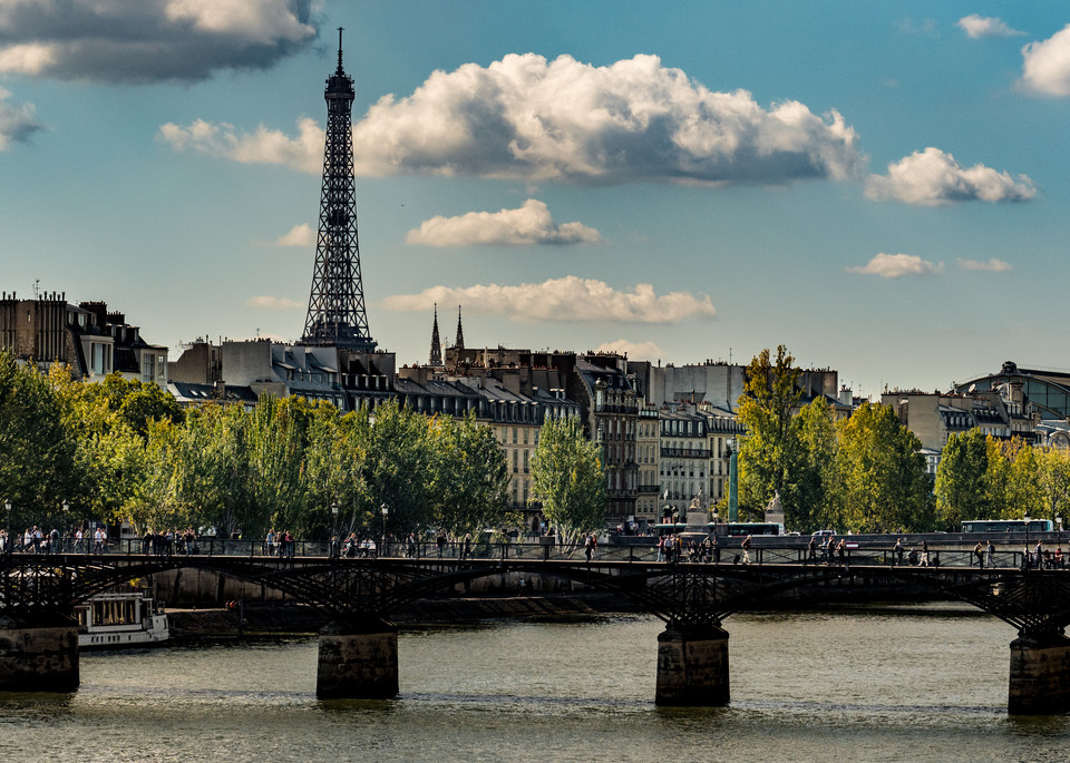 The Glistening Light Of Paris/sold at Ben Asen Photography