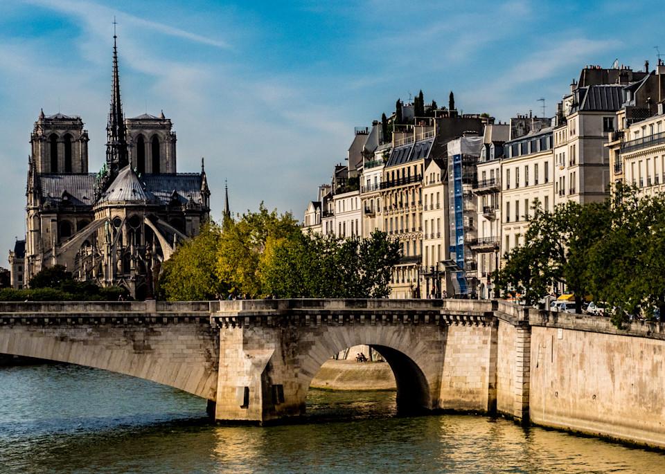 Notre Dame, Paris Photography Art | Ben Asen Photography