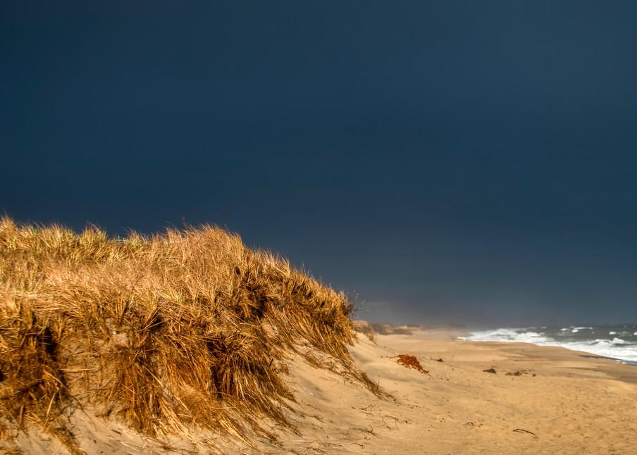 South Beach Storm Sunlight Art | Michael Blanchard Inspirational Photography - Crossroads Gallery