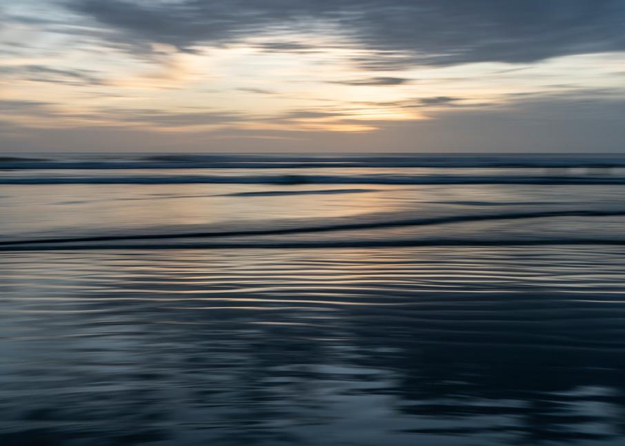 Blue Motion Photography Art | Kit Noble Photography