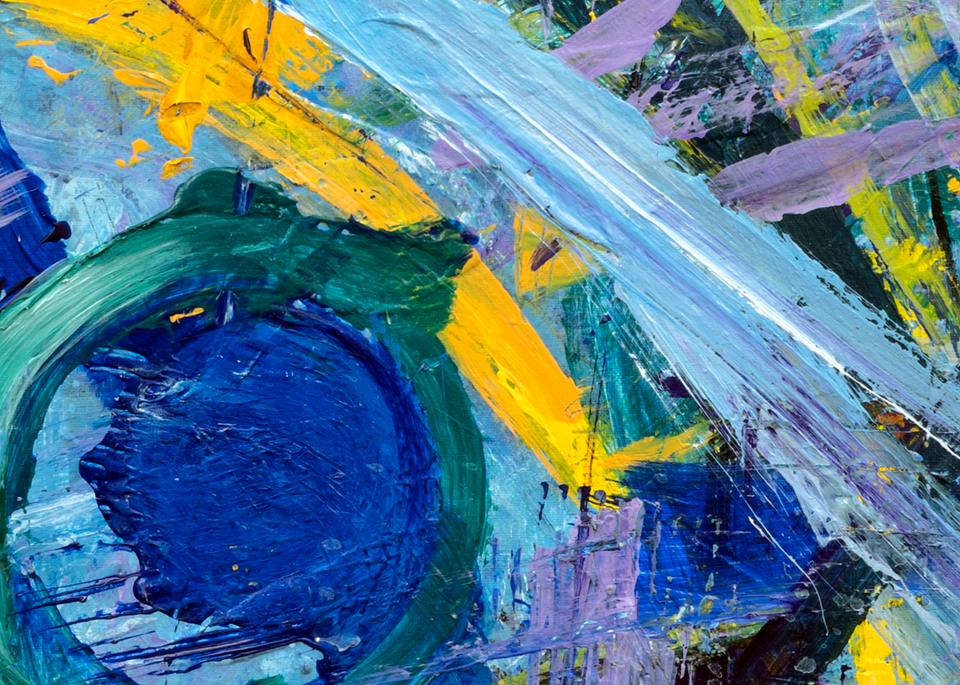 """Parts Of The Whole"" Bottom Right Art | Daniel Kanow Fine Art"