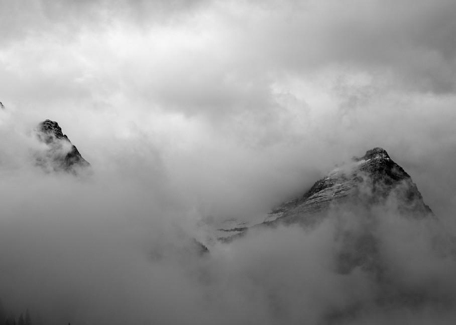 Peak Fog Art | Brandon Hirt Photo