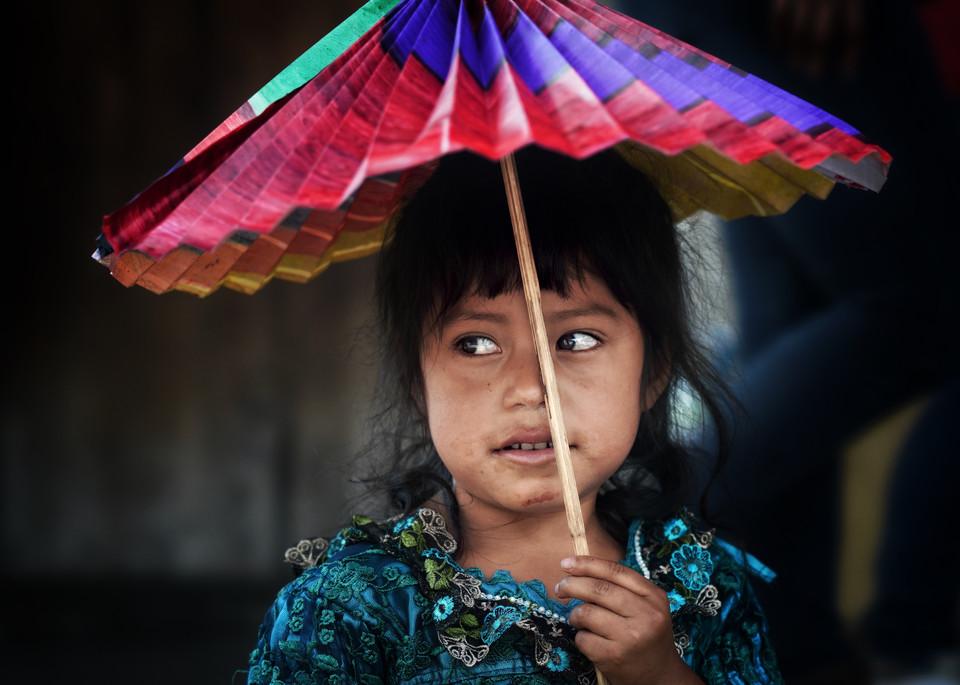 Umbrella Look Art | Danny Johananoff