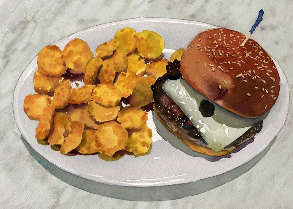 Blissful Burger